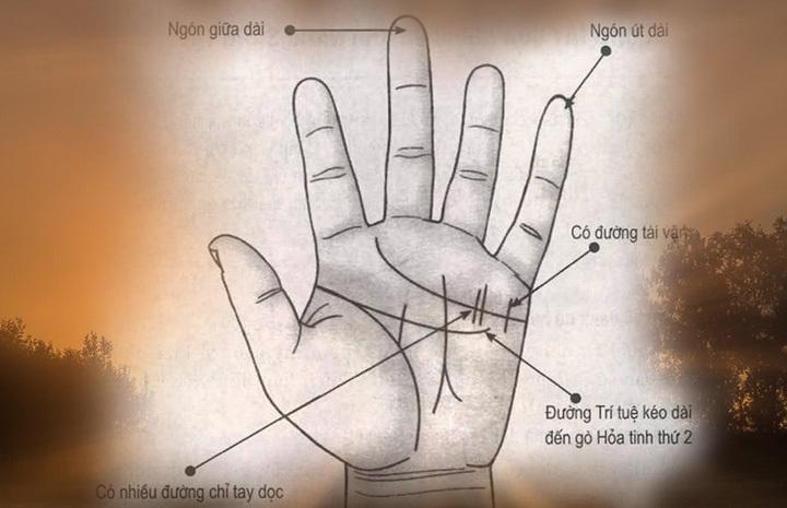 xem tuong tay cua nguoi phu hop lam thuong nhan1 Xem tướng tay của người có số làm thương nhân