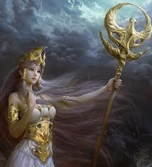 Athena - Nữ thần Trí tuệ