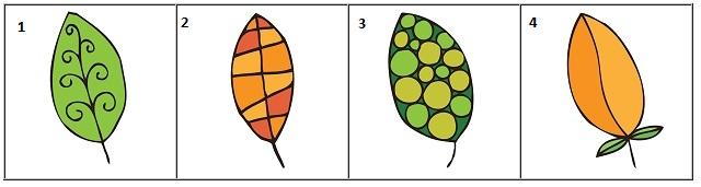 Lá vàng mùa thu hé lộ tính cách nổi bật của bạn