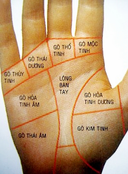 Dấu hiệu ở lòng bàn tay chứng tỏ bạn sắp phát tài
