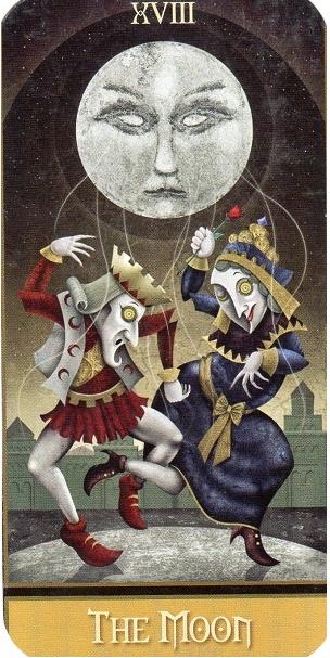 Lá bài 3: The Moon