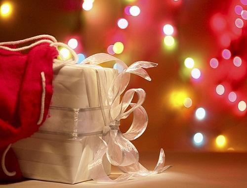 Món quà lãng mạn cho đêm Giáng Sinh