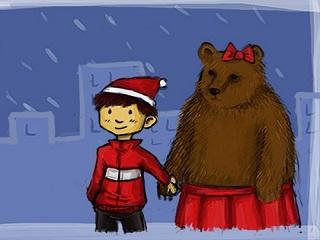 """Đừng lo không có """"gấu"""" đi chơi"""