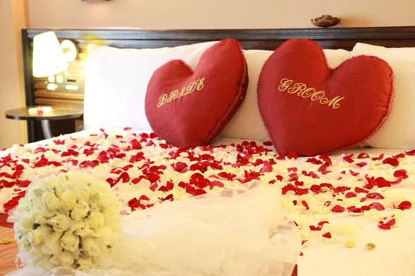 phong thuy phong cuoi de hon nhan luon hoa hop Phong thủy phòng cưới để hôn nhân luôn hòa hợp