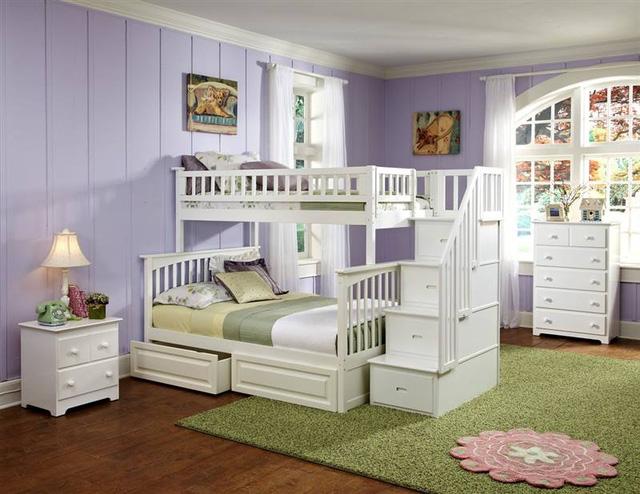 Màu sắc phòng ngủ nên tươi sáng