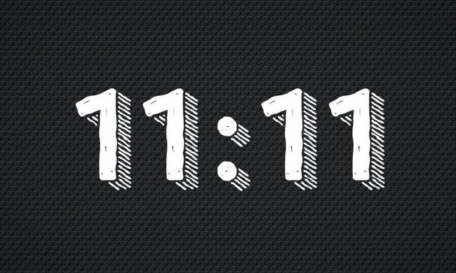 Thời khắc 11h11 có ý nghĩa gì ?
