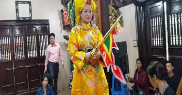 Bài văn khấn tại đền cô Mười Đồng Mỏ theo chuẩn văn hóa đạo Mẫu Việt Nam