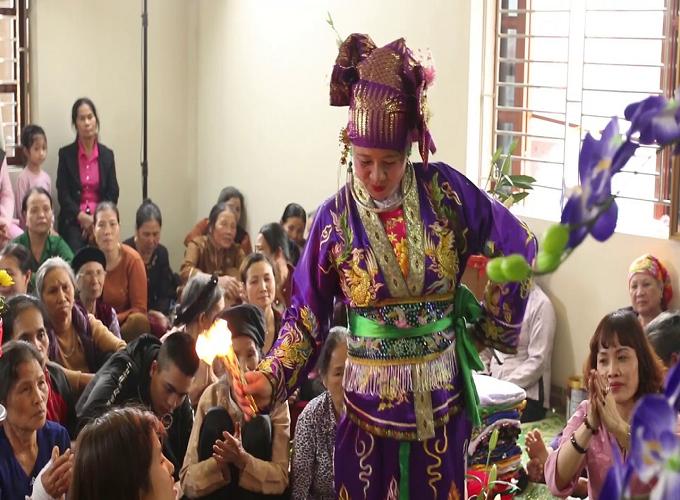 Bài văn khấn tại đền cô Sáu Lục Cung- Cô Sáu Sơn Trang chuẩn nhất