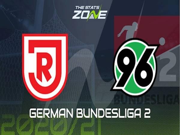 Soi kèo Regensburg vs Hannover, 00h30 ngày 19/12