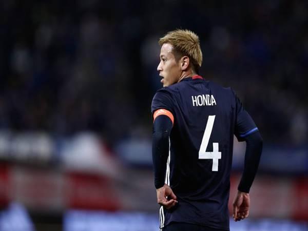 Tiểu sử Keisuke Honda - Huyền thoại bóng đá Nhật Bản