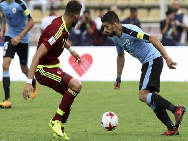 Soi kèo Venezuela vs Uruguay, 05h30 ngày 9/6 - Vòng loại World Cup