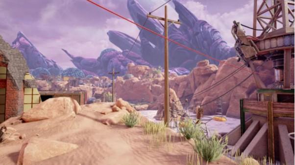 Phần thưởng miễn phí của Epic Games Store tuần này là Obduction và Offworld Trading Company
