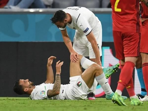 Tin thể thao 3/7: Italia trả giá đắt cho chiến thắng trước Bỉ
