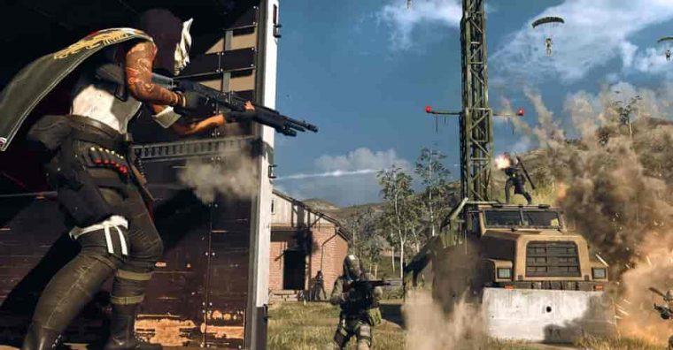 Call of Duty: Warzone nhận được hai đặc quyền mới với phần 5